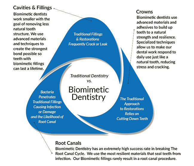 Why Biomimetic is Better