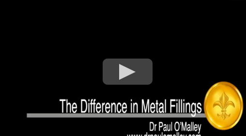 The Difference in Metal Fillings